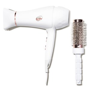 T3 Featherweight Luxe 2i Hair Dryer - White - Dermstore