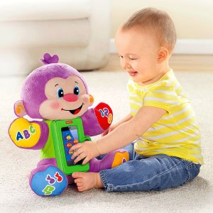 Laugh & Learn Apptivity Monkey | X4544 | Fisher-Price