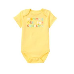 Baby Sunshine Mommies Bodysuit by Gymboree