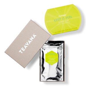 $20Teavana Keep It Peel Citrus Tea Sample