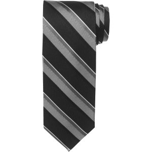 Executive Repp Stripe Tie CLEARANCE - Ties | Jos A Bank