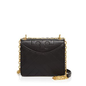 Tory Burch Alexa Convertible Leather Shoulder Bag | Bloomingdale's