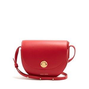 Mini Saddle leather cross-body bag | Mansur Gavriel