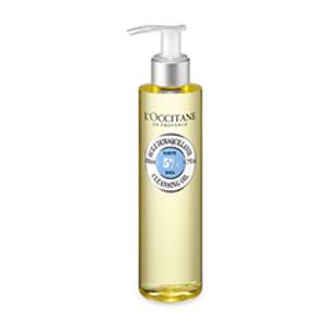 Face Cleansing Oil | L'Occitane Shea Butter Cleansing Oil