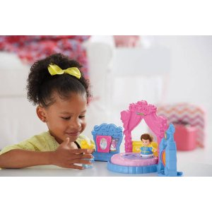 Disney Princess Cinderella's Ball by Little People | CDH85 | Fisher-Price