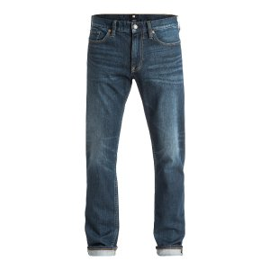 Men's Washed Medi Stone Straight Fit Jeans 888327630267 | DC Shoes