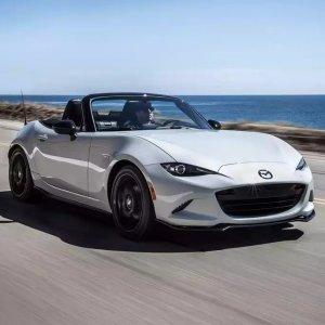纯粹驾驭乐趣,人车合一全新 Mazda  Miata MX-5 敞篷跑车