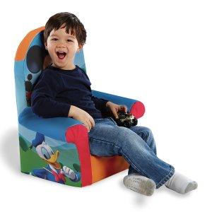 低至6.5折限今天:Marshmallow儿童沙发等促销