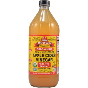 Bragg Organic Raw Apple Cider Vinegar -- 32 fl oz - Vitacost