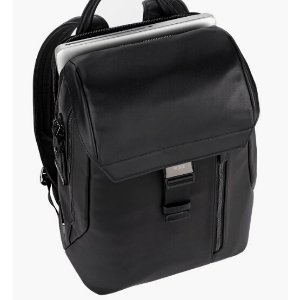 Dresden Flap Leather Backpack - Ashton | Tumi US