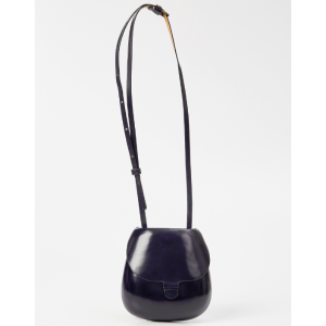 Lemaire Navy Cartridge Bag