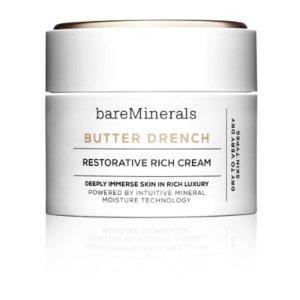 BUTTER DRENCH Restorative Rich Cream | Skincare | bareMinerals