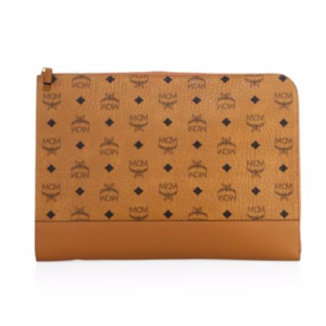 MCM - Signature Logo Document Case - saks.com