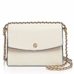 Tory Burch Parker Convertible Leather Shoulder Bag | Bloomingdale's