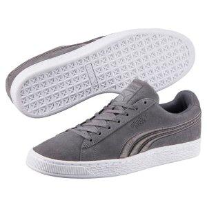 Suede Classic Badge Sneakers, buy it @ www.puma.com