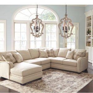 Luxora 4-Piece Sectional