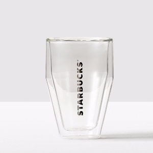 Double Wall Verismo® Glass Cup
