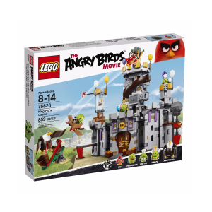 LEGO Angry Birds King Pig's Castle 75826  by LEGO