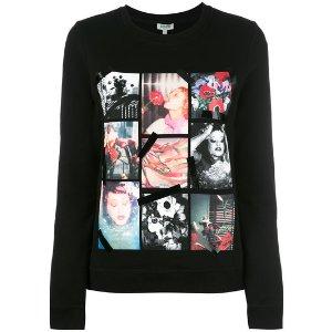 photo print sweatshirt