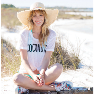 Chaser Coconuts Knit Tee | South Moon Under