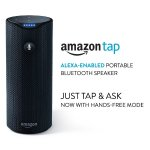 Amazon Tap Portable Wireless Speaker with Alexa