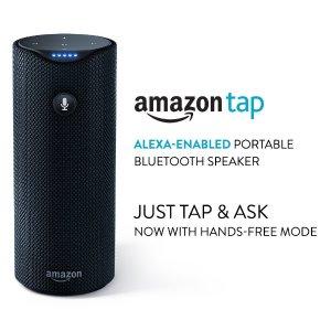 $79 Amazon Tap Portable Wireless Speaker with Alexa