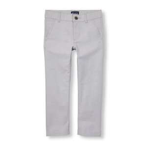 Boys Oxford Skinny Chino Pants   The Children's Place