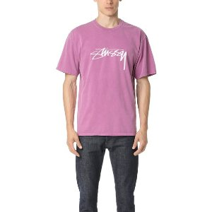 Stussy                                                          Smooth Stock Tee