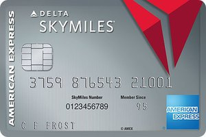 Limited Time Offer: Earn 70,000 bonus miles and 10,000 Medallion® Qualification Miles (MQMs). Terms Apply.Platinum Delta SkyMiles® Credit Card from American Express