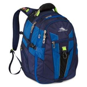 High Sierra XBT Laptop Daypack in Blue