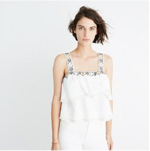 Up to 65% OffMadewell Woman Tops Sale @ Madewell