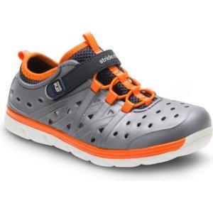 Big Kid's Stride Rite Made2Play® Phibian Metallic Sneaker Sandal - Sandals | Stride Rite