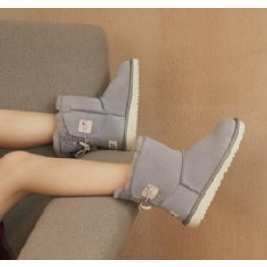 UGG® | Kids' Adoria Tehuano Classic Boot | Free Shipping on UGG.com