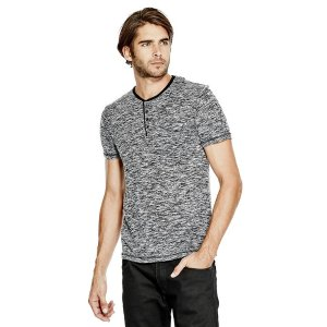 Doc Marled Henley | GuessFactory.com