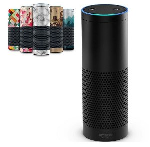 $149.95 送免费皮肤贴纸亚马逊 Echo 智能声控助理无线蓝牙音箱
