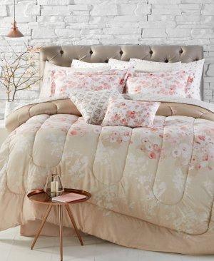 $37.99(原价$160)不论尺码!Macy's 精选床上用品12件套特卖,保暖被、床单、枕头都有!