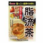 Fat flow tea 10gX24bag Yamamoto kanpo