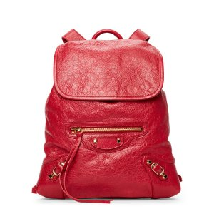 Red Classic City Backpack