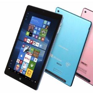 $89.00 (原价$249.00)NuVision Solo 10 平板电脑 蓝色、粉色可选 含保护套及触控笔