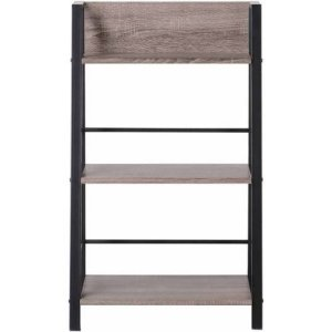 Mainstays 3-Shelf Bookcase, Multiple Finishes - Walmart.com