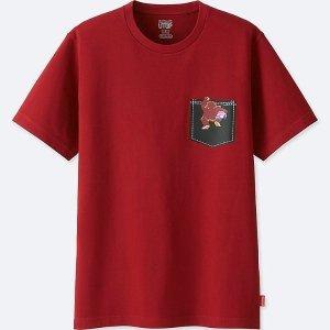 MEN UTGP (NINTENDO) SHORT-SLEEVE GRAPHIC T-SHIRT | UNIQLO US