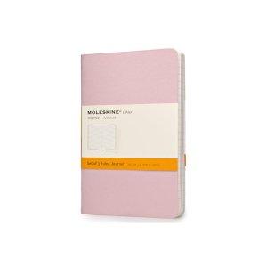 划线日记本(粉色)