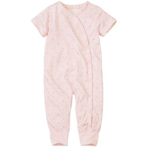 Baby Snuggle Romper In Organic Pima Cotton | Sale Baby One Piece