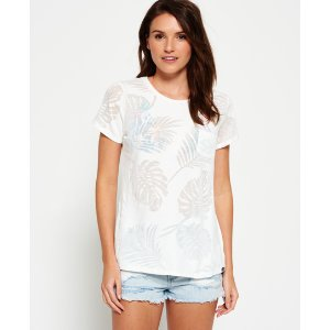 Superdry Essential Pocket T-shirt - Women's T Shirts