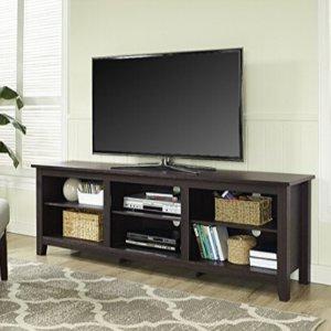 $119 ( 原价 $208.15 ) 包邮 史低WE Furniture 70寸 木制现代电视柜