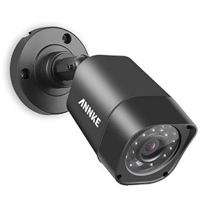 ANNKE C11BX 720P HD-TVI Security Camera with Weatherproof Housing and 66ft Super Night Vision : Electronics