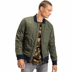 RECYCLED BOMBER JACKET | Tommy Hilfiger