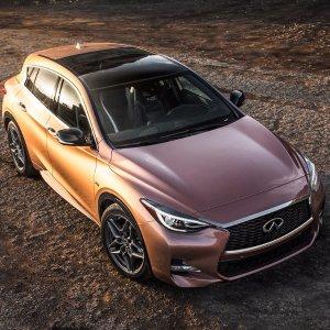 入门级紧凑型SUV新选择2018 Infiniti QX30 紧凑型SUV