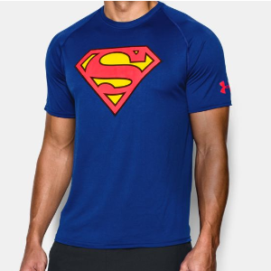 Men's Under Armour® Alter Ego Superman Core T-Shirt | Under Armour US