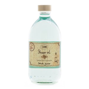 The Sabon ® Shower Oil is part of our containing Delicate Jasmine